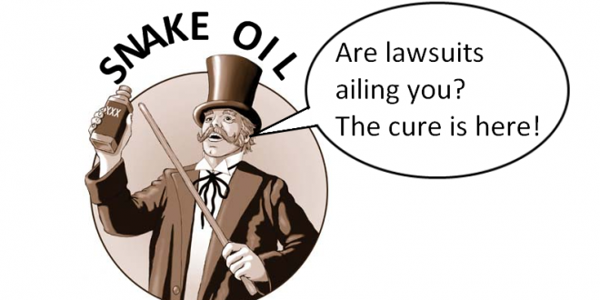 Don't Sue Me Bro: Three Steps to Guarantee a Litigation Free Future